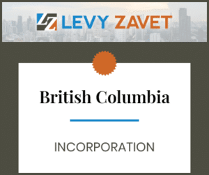 British Columbia [British Columbia Incorporation]