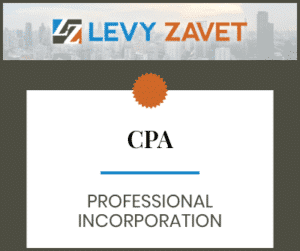 Accountants [CPA Professional Incorporation]
